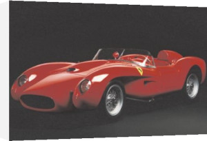 Ferrari Testarossa, 1958 (small) by Silvano & Paolo Maggi