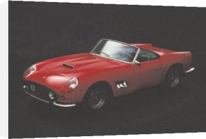 Ferrari 250 GT California, 1957 by Silvano & Paolo Maggi