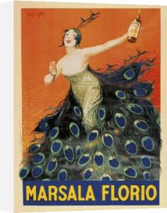Marsala Florio, c.1920 by Jean d'Ylen