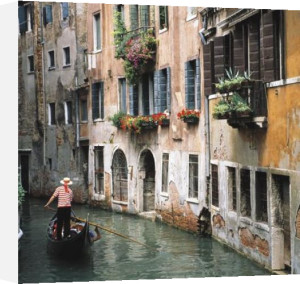 Venice, Italy by Stuart Black