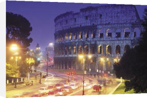 The Colosseum, Rome (small) by Andy Williams