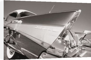 Chevrolet Bel Air, 1957 by B & W Collection