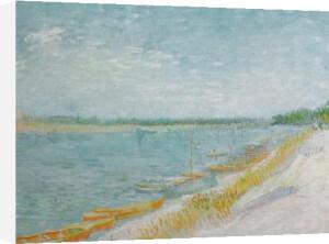 Amerres Canoes, 1887 by Vincent Van Gogh