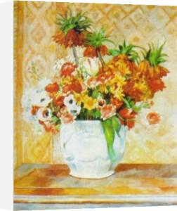 Still Life by Pierre Auguste Renoir