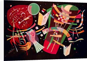 Komposition X, 1939 by Wassily Kandinsky