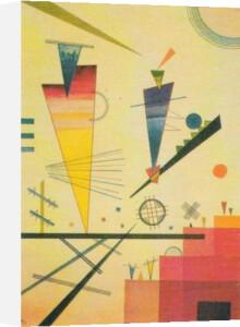 Joyful Structure, 1926 by Wassily Kandinsky