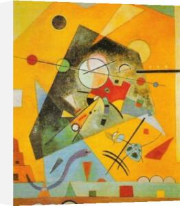 Tranquil Harmony, 1924 by Wassily Kandinsky