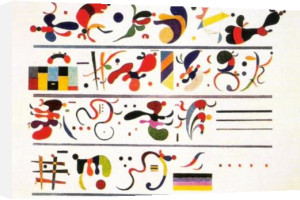 Succession, 1935 by Wassily Kandinsky