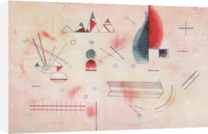 Batonnets d'Appui, 1933 by Wassily Kandinsky