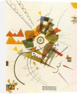 Ringsum, 1924 by Wassily Kandinsky