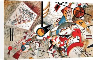 Untitled, 1923 by Wassily Kandinsky