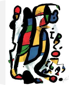 Milano by Joan Miro