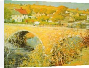 Bridge at Ipswich by Theodore M. Wendel