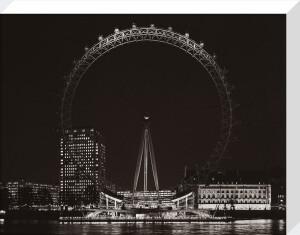 London Eye by Mirrorpix