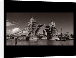 Tower Bridge, Opened in 1894 by Mirrorpix