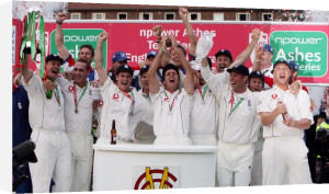 The Ashes 2005 - The Urn by Mirrorpix