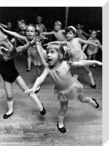 Dancing Children by Mirrorpix