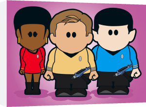 Beam Me Up, Scotty by Weenicons