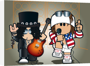 Paradise City by Weenicons