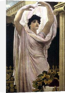 Invocation by Lord Frederic Leighton