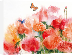 Floral Mist II by Richard Akerman