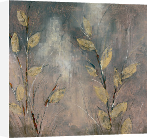 Leaves At Dawn II by Marilyn Bridges