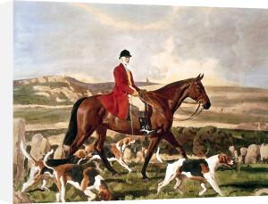 Sir Thomas Robins Bolitho on Barum by Sir Alfred Munnings