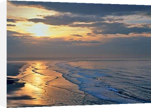 Northumberland Beach by Joe Cornish