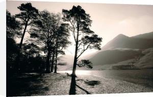 Mountain Dawn by John Harper
