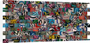 Graffiti by Sharon Elphic