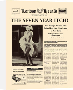 The Seven Year Itch by London Herald