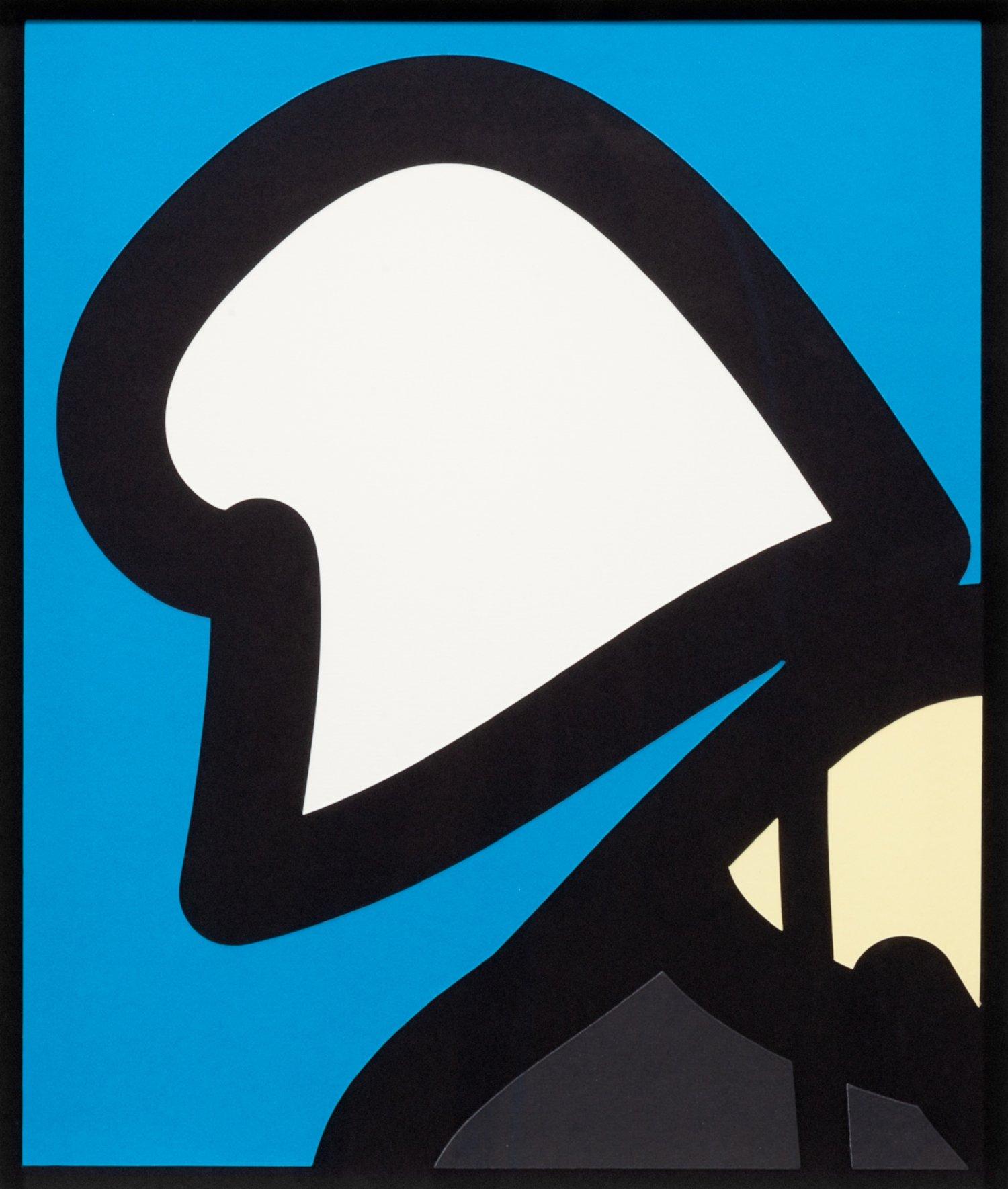 Beach head 8. Cut out poster