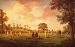 A Game of Cricket 1790