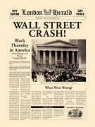 Wall Street Crash by London Herald
