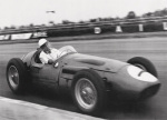 Stirling Moss Maserati 250 F 1956