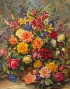 Spring Splendour by Albert Williams