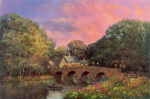 The Village Bridge by Alexander Sheridan