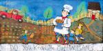 Muffin Man by Barbara Olsen
