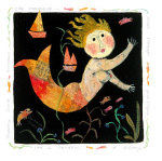 The Mermaids slip through your Fingers by Barbara Olsen