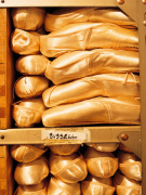 Pointe Shoes, The Royal Ballet by Bill Cooper