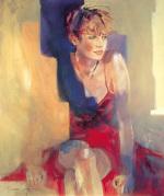 Odalisque I by Christine Comyn