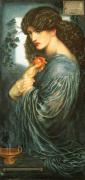 Prosperine (1874) by Dante Gabriel Rossetti