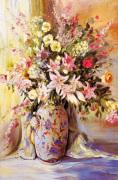 Summer Silence by Elizabeth Parsons