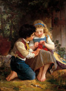 A Special Moment by Emile Munier