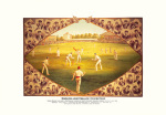 English and Australian Cricketers by I.F. Weedon