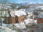 Winter in Angus by James McIntosh Patrick