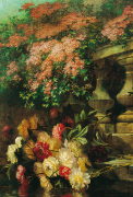 Peonies by Jean Capeinick