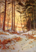 Afterglow by Joseph Farquharson