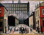 Street Scene (Pendlebury) - (small)