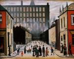 Street Scene (Pendlebury) - (medium)